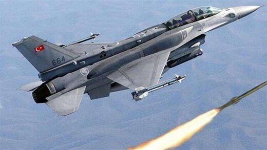 ترکیه باز هم عراق را بمباران کرد