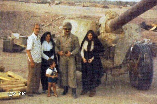 این فرمانده ارتش کابوس فورسانها شد+ عکس