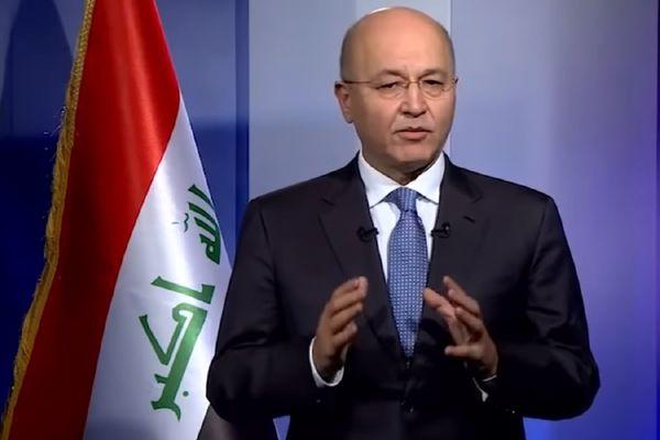 خبر جدید برهم صالح از گفتگوهای ایران و عربستان