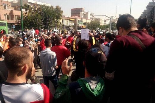 ماجرای درگیری خیابانی دیروز در کرمانشاه چه بود ؟