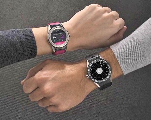 اندروید ویر برای ساعتهای هوشمند
