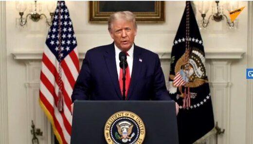 واکنش کارکنان کاخ سفید به عدم انتقال قدرت از سوی ترامپ
