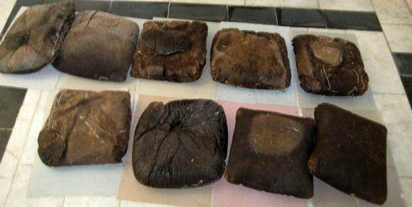 کشف ۲۱ کیلوگرم تریاک در بروجرد