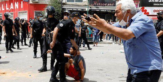 پای بن زاید و بن سلمان به کودتای تونس باز شد
