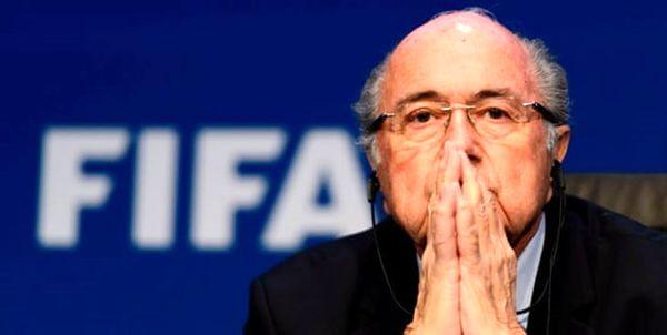 علت محرومیت رئیس سابق فیفا از فعالیتهای فوتبالی