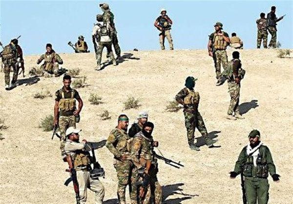 دفع حمله داعش توسط حشد شعبی در صلاح الدین