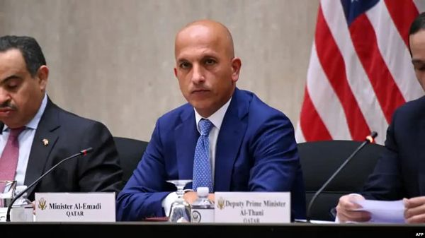 وزیر دارایی قطر بازداشت شد