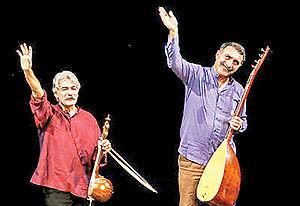 کنسرت کیهان کلهر و اردال ارزنجان در اسکوپیه