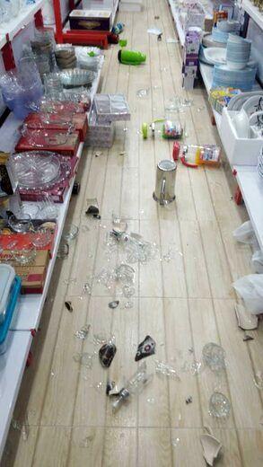زلزله ۵/۷ ریشتری در منطقه بیرم در جنوب استان فارس