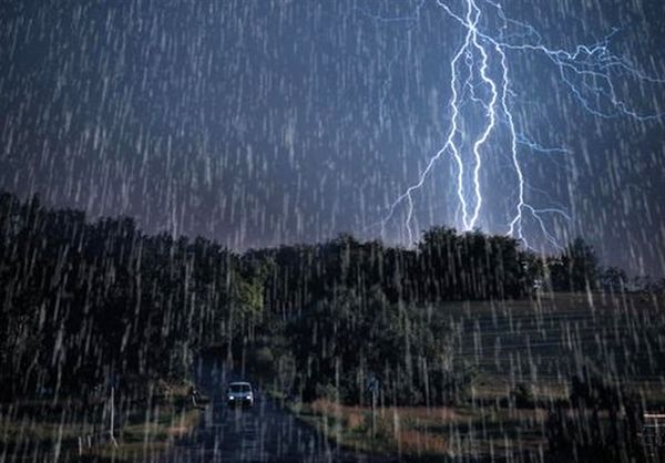 هشدار بارش شدید باران و برف در ۱۶ استان