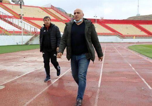 باشگاه تراکتور: منصوریان باید ادعاهایش را اثبات کند