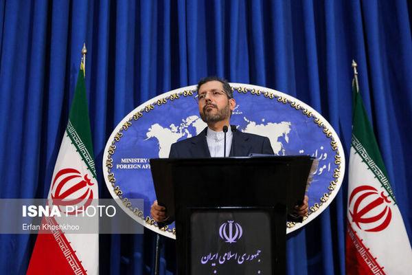 خطیبزاده: ایران حمله به امکان دیپلماتیک را مردود میداند