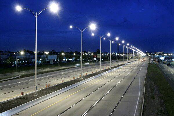 روشنایی معابر بزرگراههای تهران از امشب روشن میشود