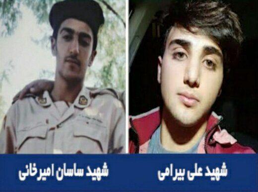 شهادت ۲ مرزبان در درگیری با قاچاقچیان