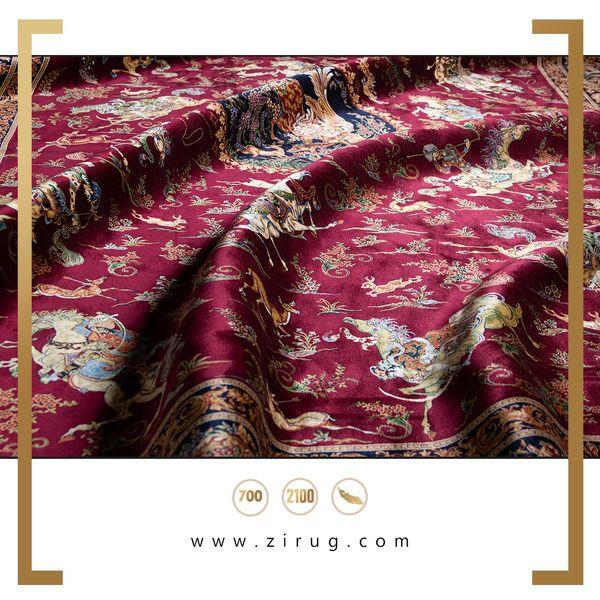 قیمت انواع فرش ماشینی در بازار