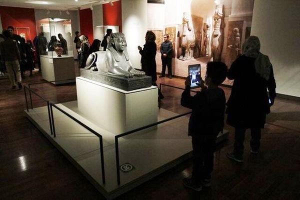 عکاسی در موزهها ممنوع شد