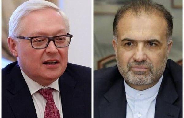 گفتوگوی ایران و روسیه درباره مذاکرات وین