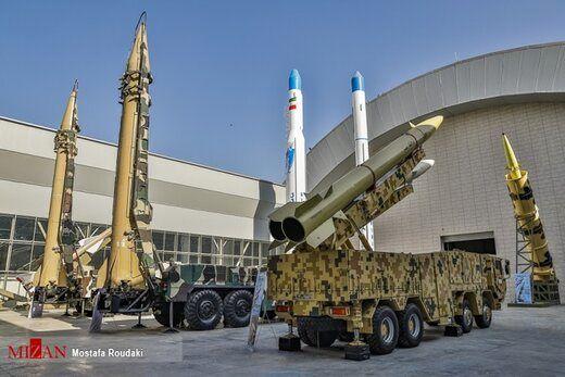 این موشکهای سپاه پاسداران، پایگاه نظامی آمریکا را درهم کوبید+عکس