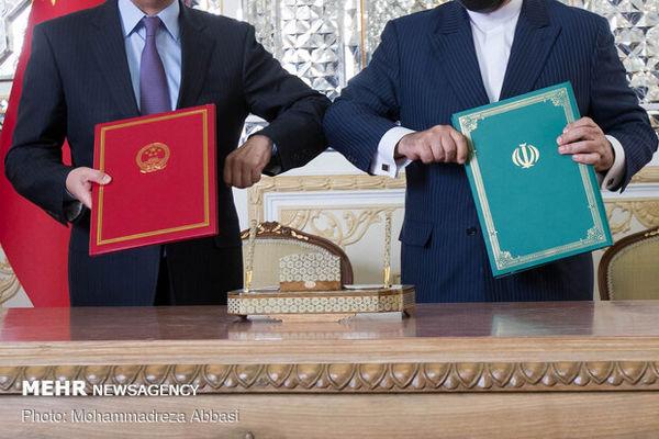 فضاسازیها علیه سند همکاری ایران و چین شدت گرفت