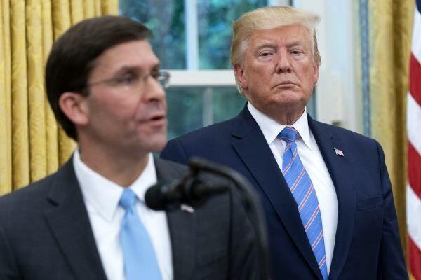 استعفای وزیر دفاع آمریکا تکذیب شد