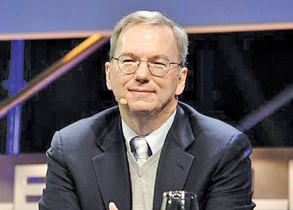 اریک اشمیت از سمت مدیر اجرایی آلفابت کنارهگیری کرد
