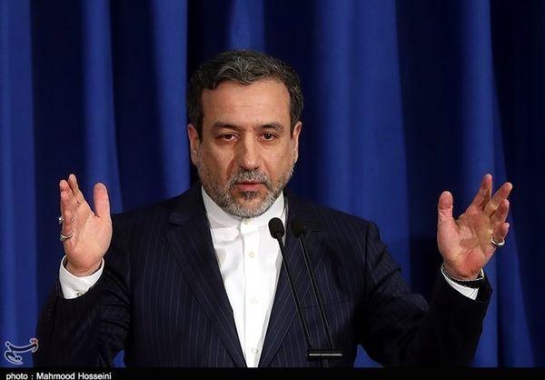 واکنش عراقچی به ادعای رویترز درباره مذاکرات وین/ به هیچ وجه بحث «توافق موقت» مطرح نیست