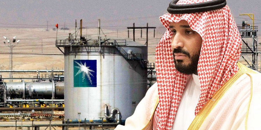 The attack on Aramco became troublesome