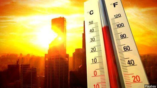 افزایش ۴ تا ۶ درجهای دمای هوا در این مناطق ایران