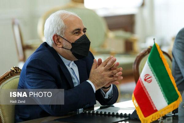 ظریف: ایران با افتخار کنار مردم فلسطین ایستاد
