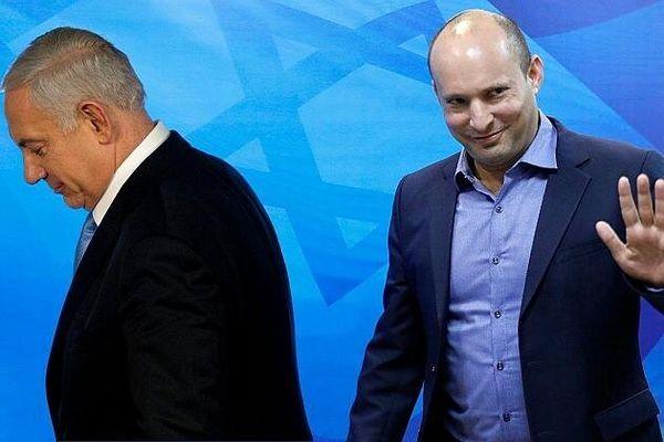 نتانیاهو پس از ۱۲ سال مقر نخست وزیری را ترک کرد
