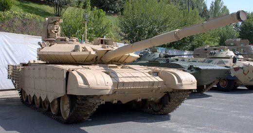جدیدترین دستاورد نظامی ارتش با قابلیت شلیک موشک و هدایت لیزری +عکس