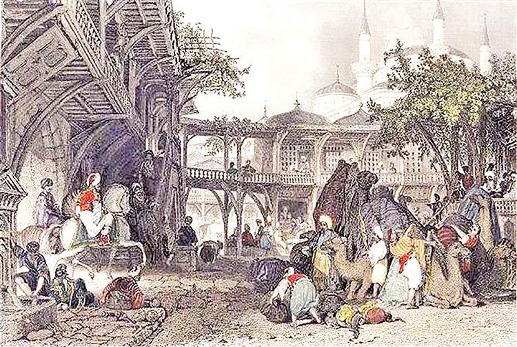 تضاد و همکاری در روابط ایران و عثمانی
