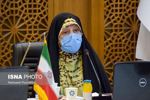 واکنش ابتکار به گلایه همسر شهید رضایینژاد: اگر نام مادر در کارت ملی درج شود این مشکلات پدید نمیآید