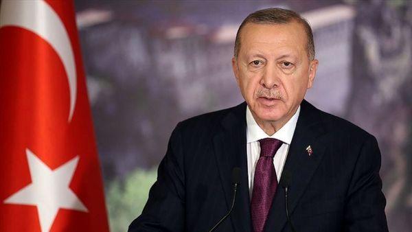 فارسی صحبت کردن رئیس جمهور ترکیه در مجلس این کشور+فیلم