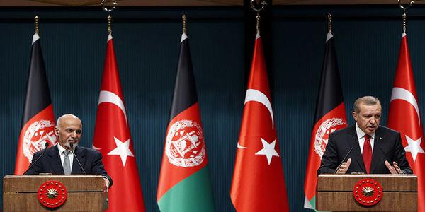 ترکیه جای خالی آمریکا در افغانستان را پر میکند؟