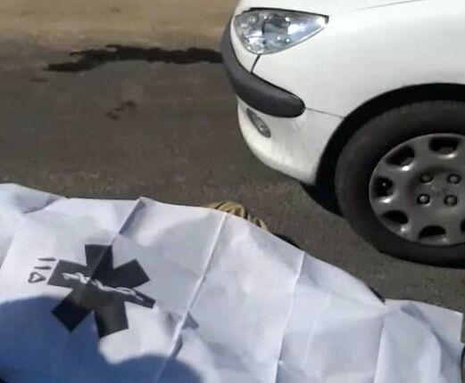 یک کشته بر اثر تصادف در بزرگراه جناح