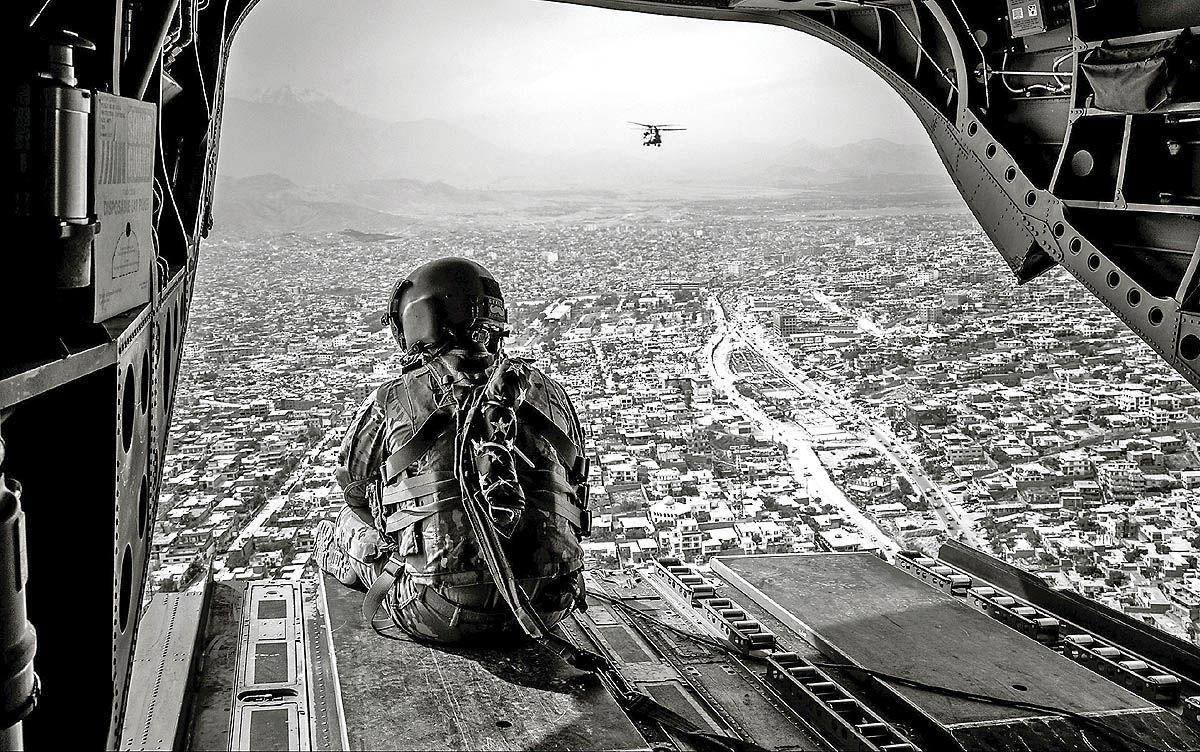 آینده افغانستان با خروج آمریکا