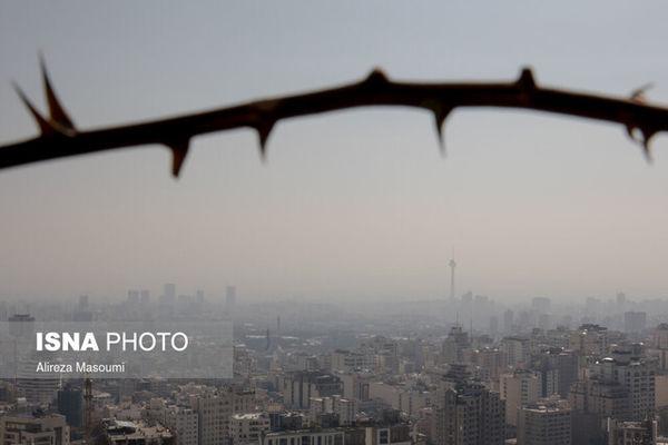 هشدار سازمان هواشناسی در پی تشدید آلودگی هوا در پنج کلانشهر