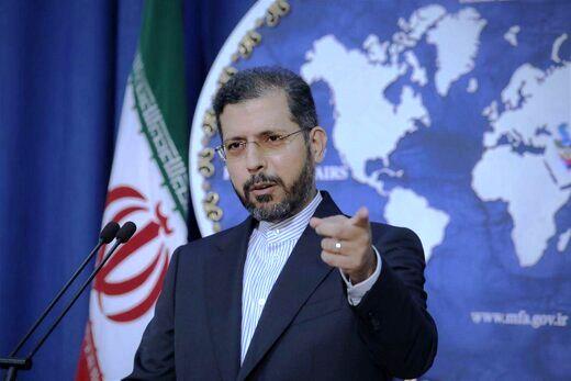 پاسخ ایران به اظهارات وزیر خارجه امارات