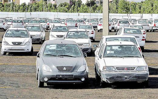 روند کاهشی قیمت خودرو در بازار