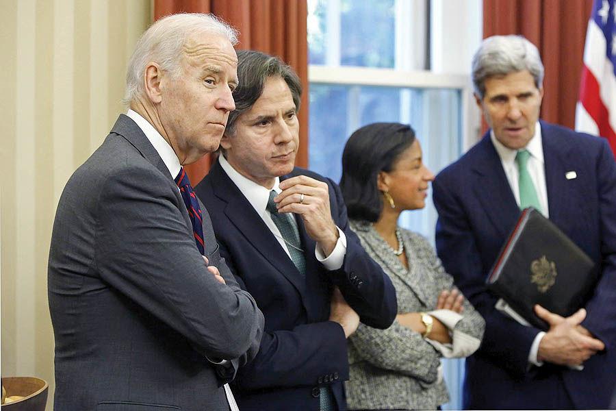 پارادایم شیفت در سیاست خارجی آمریکا