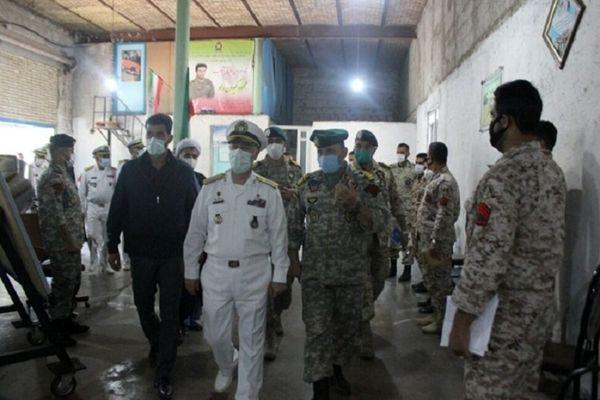 روایت دریادار خانزادی از نقش تکاوران نیروی دریایی ارتش در مقاومت ۳۴ روزه خرمشهر