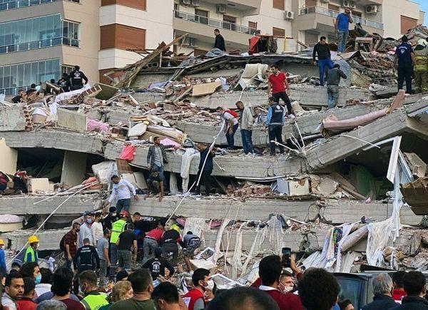 اعلام آمادگی ایران برای اعزام نیروی متخصص امدادی به ترکیه