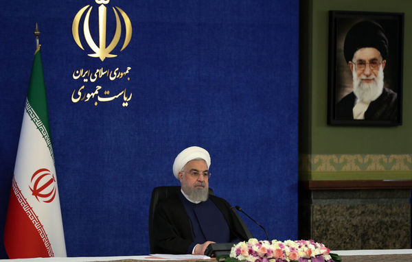 روحانی: اگر جنگ اقتصادی آمریکا بر هر کسی تحمیل می شد، اقتصاد آن کشور فرو می ریخت