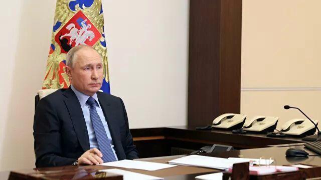 پوتین: روسیه جدیدترین نیروی بازدارنگی هستهای را دارد