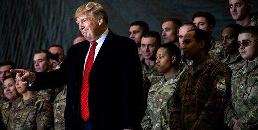 اخراج مقام ارشد دولت آمریکا توسط ترامپ