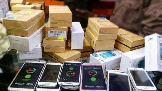 افزایش ۲۲ درصدی واردات موبایل در 10 ماه