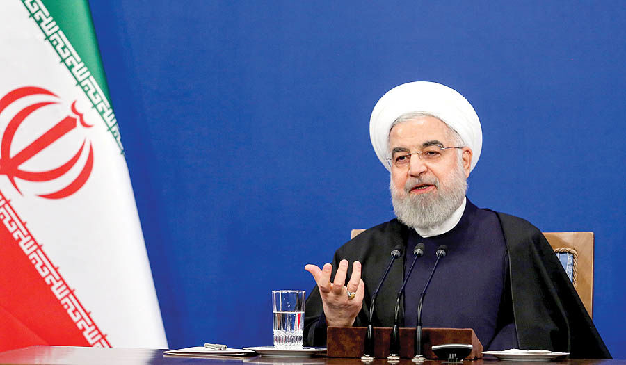 روایت روحانی از انتخابات، شایعه استعفا و سقوط هواپیمای اوکراینی
