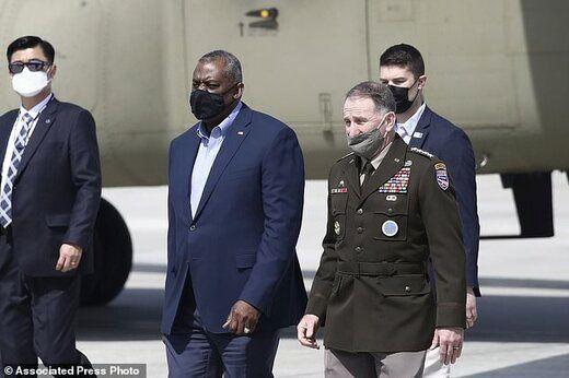 وزیر دفاع آمریکا: ائتلاف واشنگتن با سئول مهمتر از هر زمان دیگر است