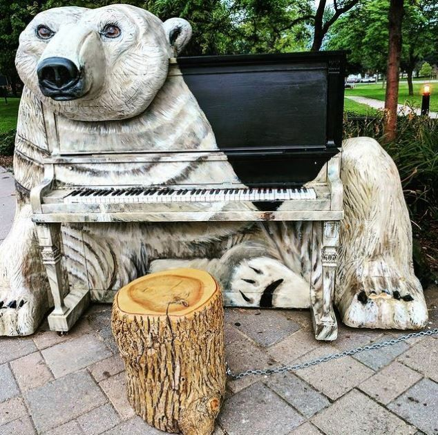 پیانوهای عجیب و غریبی که شایسته نگهداری در موزه هستند